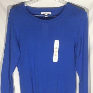 Studio Works Knit Top Sweater Ladies Medium NEW